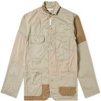 Engineered Garments Logger Flat Twill Jacket Neutrals