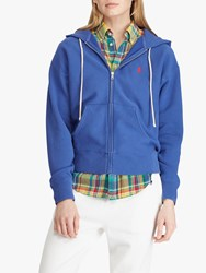 Ralph Lauren Polo Hoodie Royal Blue