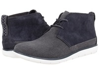 Ugg Freamon Imperial Canvas Men's Lace Up Boots Gray