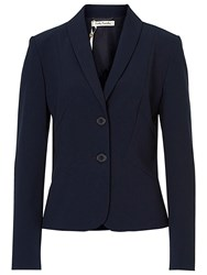 Betty Barclay Tailored Short Blazer Dark Sky