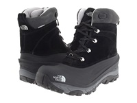 The North Face Chilkat Ii Black Griffin Grey Men's Cold Weather Boots