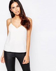 Goldie Blessed Cami Top Ivory White