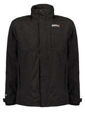 Regatta Northmore 2In1 Hardshell Jacket Black