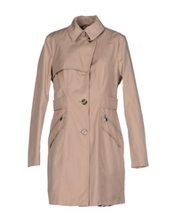 Dawn Levy Full Length Jackets Beige