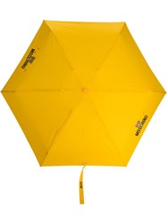 Moschino Logo Print Umbrella 60