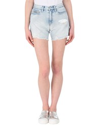 Calvin Klein Jeans Denim Denim Shorts Blue
