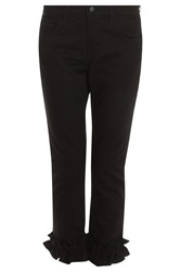 J Brand Classic Cropped Trousers