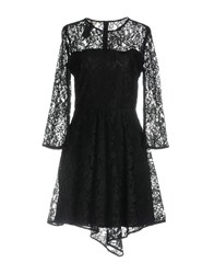 Toy G. Short Dresses Black