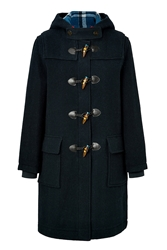 Marc By Marc Jacobs Wool Blend Duffle Coat