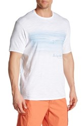 Tommy Bahama This Dog Will Surf Tee White
