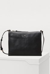 A.P.C. Suzanne Leather Bag