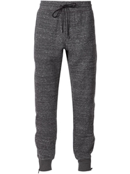 Vince Drawstring Track Pants Grey