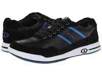 Dexter David Lh Black Blue Men's Bowling Shoes