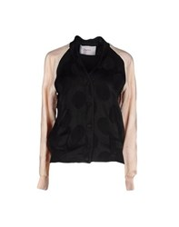 Jucca Coats And Jackets Jackets Women Black