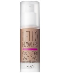 Benefit Cosmetics Hello Flawless Oxygen Wow Spf 25 Liquid Foundation