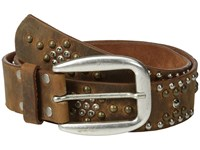 Leather Rock 9756 Kodiak Tobacco Women's Belts Brown