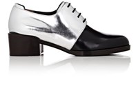 3.1 Phillip Lim Women's Jillian Leather Oxfords Black