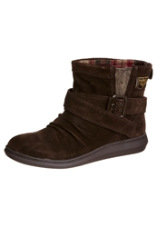 Rocket Dog Mint Boots Tribal Brown