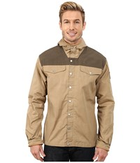 Fjall Raven Greenland No. 1 Special Edition Sand Men's Jacket Beige