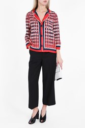 For Restless Sleepers Women S Checkered Top Boutique1