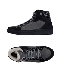 Alessandro Dell'acqua Footwear High Tops And Trainers Men Grey