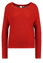 Object Objcolor Jumper Ketchup Red