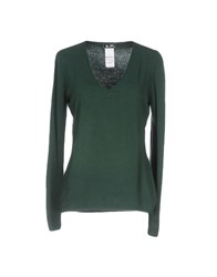 Sinequanone Sweaters Green