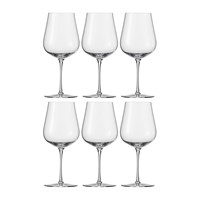 Zwiesel 1872 Air White Wine Glasses Set Of 6