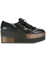 Paloma Barcelo 'Connectic' Loafers Black