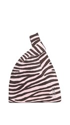 Hayward Mini Shopper Bag Pink Zebra