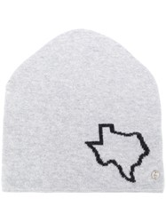 Lost And Found Ria Dunn Tex Knit Hat Grey