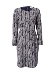 White Stuff Blueshore Jersey Dress Blue