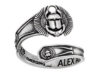 Alex And Ani Spoon Ring Scarab Rose Ring Pink