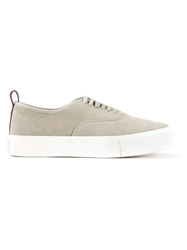 Eytys Thick Soled Sneakers Grey