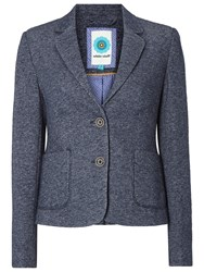 White Stuff Collage Blazer Oxford Blue