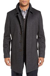 Ted Baker Men's London Arizona Wool Blend Overcoat