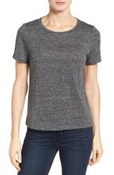 Eileen Fisher Women's Organic Linen Knit Tee