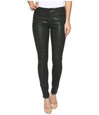 Joe's Jeans Icon Ankle In Burnt Jade Burnt Jade Women's Black