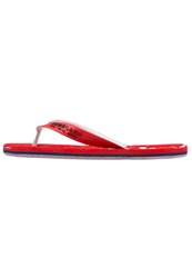 Superdry Flip Flops Poppy Red White
