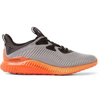 Adidas Sport Alphabounce Mesh Running Sneakers Gray