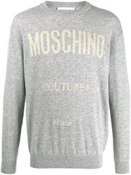 Moschino Couture Jumper 60