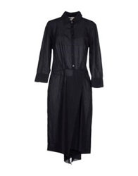Boy By Band Of Outsiders Knee Length Dresses Black