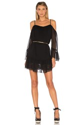 Amanda Uprichard Henriette Dress Black