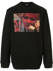 Raf Simons Wild At Heart Print Sweatshirt 60