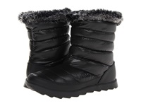 The North Face Thermoball Micro Baffle Bootie Shiny Tnf Black Tnf Black Women's Slippers