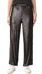 Free People So Sexy Sequin Just A Dreamer Pants Black
