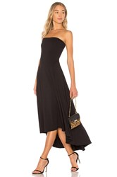 Susana Monaco Bena Dress Black