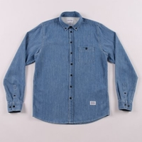 Norse Project Asle Washed Denim Shirt