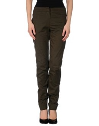 Ter Et Bantine Casual Pants Dark Brown