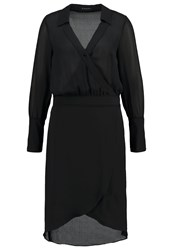 Sisley Dress Black